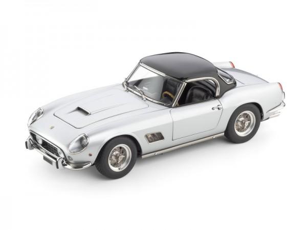 CMC Ferrari 250 GT SWB California Spyder silver, 1961 Limited Edition 2500