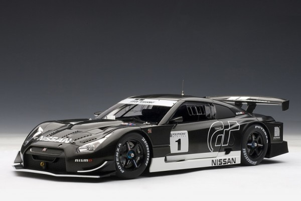 Auto Art Nissan GT-R GT 500 STEALTH MODEL GT5 carbon