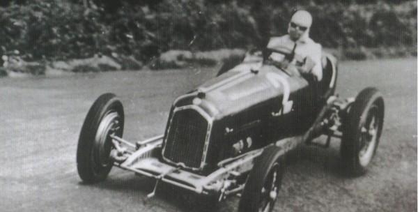 CMC Alfa Romeo P3 Caracciola, Gewinner GP Deutschland 1932, #2 Limited Edition 1000