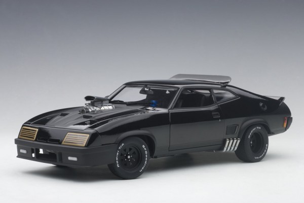 "Auto Art Ford XB Falcon Tuned Version ""Black Interceptor"" schwarz 1/18"