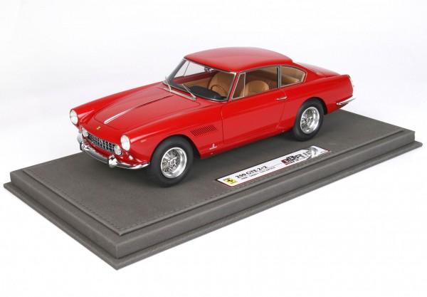 BBR Ferrari GT 2+2 I Series 1960 rot Limited Edition 136 1/18