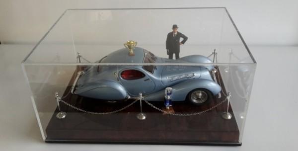 CMC Talbot Lago Exhibition Showcase, Limited Edition 500 Stk.