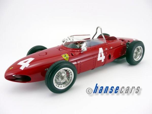 CMC Ferrari Dino 156 F1 Sharknose #4 Phil Hill Spa 1961