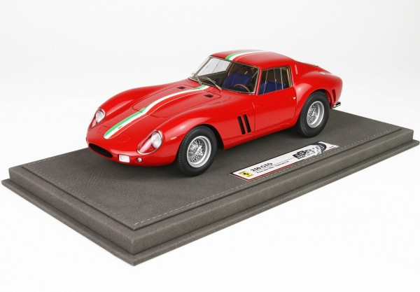 BBR Ferrari 250 GTO Press Day 1962 rosso Limited Edition 300