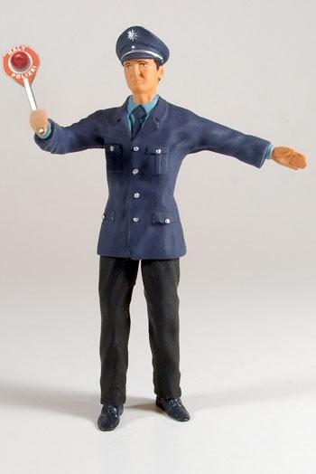 figurenmanufaktur Figur 1:18 Polizist