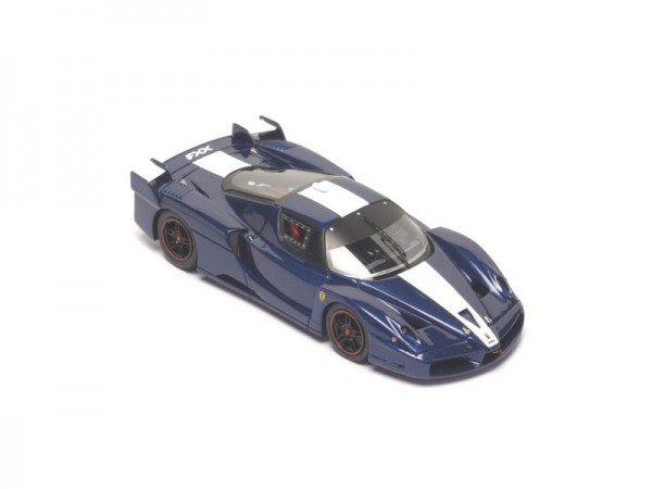 BBR Ferrari FXX 2005 blau Factory Built by BBR
