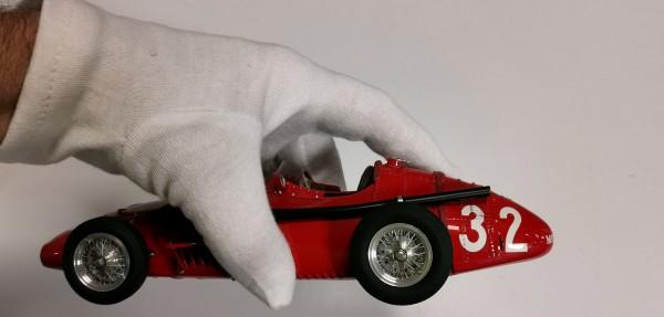 hansecars Zubehör 1 Paar Weiße Handschuhe Baumwolle