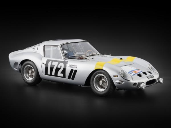 CMC Ferrari 250 GTO 1964 Tour de France #172 Limited Edition 1.500