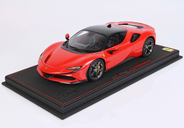 BBR Ferrari SF90 Stradale Red Corsa 322 Limited Edition 90 Stück