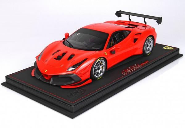 BBR Ferrari 488 Challenge EVO 2020 Rosso Scuderia 1/18 Limited Edition 16