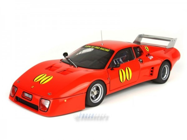 BBR Ferrari 512 BB LM Copa de Oro Racing Limited Edition 511