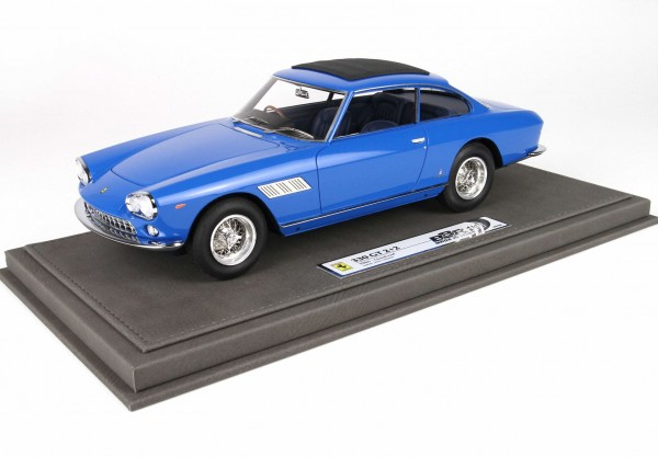 BBR Ferrari 330GT 2+2 closed roof personal car John Lennon 1/18 Limited Edition 200