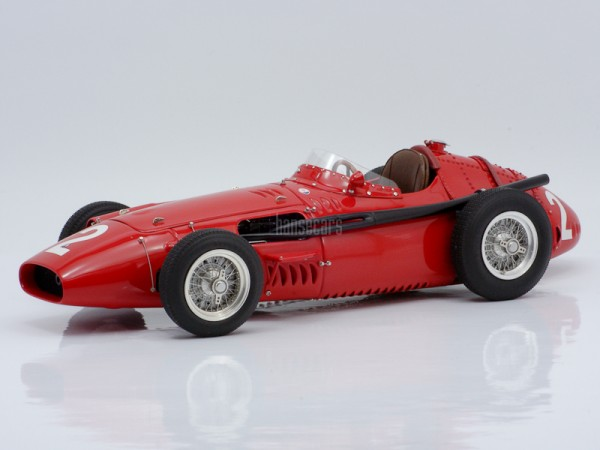 CMC Maserati 250F, #2 GP France Fangio, 1957 Limited Edition 2.000