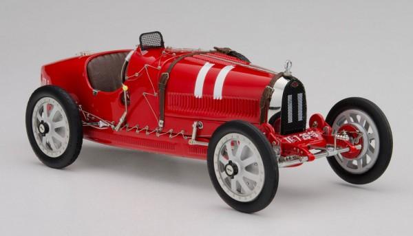 CMC Bugatti Typ 35 - Italien - Limited Edition 800