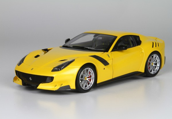 BBR High End Ferrari F12 TDF - 2016 - Giallo Tristrato