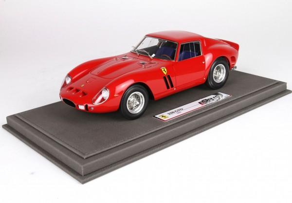 BBR Ferrari 250 GTO 1962 rosso Limited Edition 300