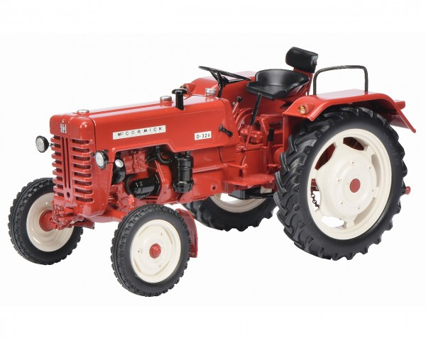 Schuco Mc Cormick D326 rot 1:18 Limited Edition 1000