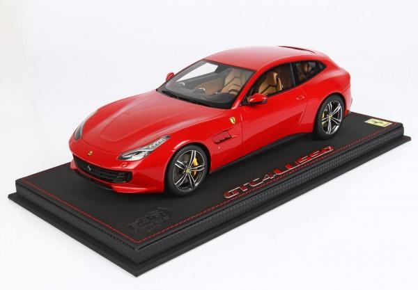 BBR Ferrari GTC4 Lusso Rosso Corsa 1/18 Limited Edition 44