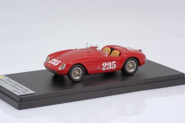 Looksmart Ferrari 500 Mondial rot Rubirosa Santa Barbara 1955