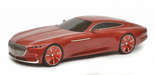 Schuco PRO.R18 Mercedes-Maybach Vision 6 Coupé, rot 1:18