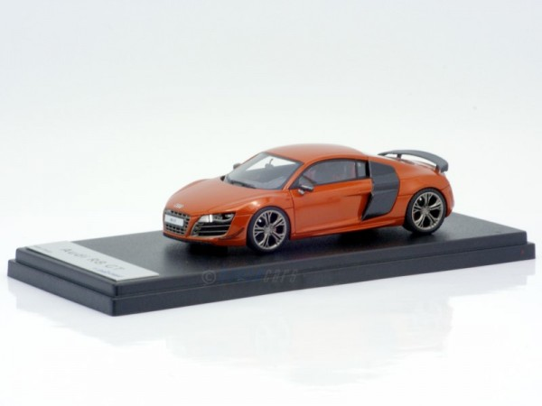 Looksmart Audi R8 GT Metallic Orange - Limited Edition 50 pcs 1:43