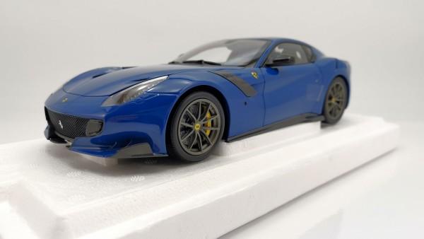 BBR High End Ferrari F12 TDF - 2015 - blue