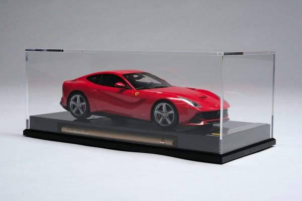 Amalgam Ferrari F12 Berlinetta rot 2012 1:18