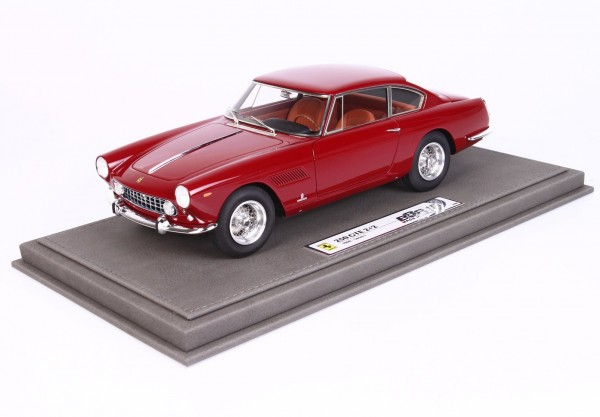 BBR Ferrari 250 GTE 2+2 I Series 1960 Rosso Barchetta Limited Edition 68 1/18