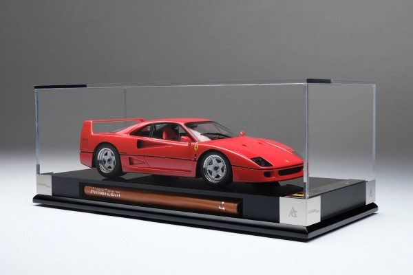 Amalgam Ferrari F40 rot 1989 1:18