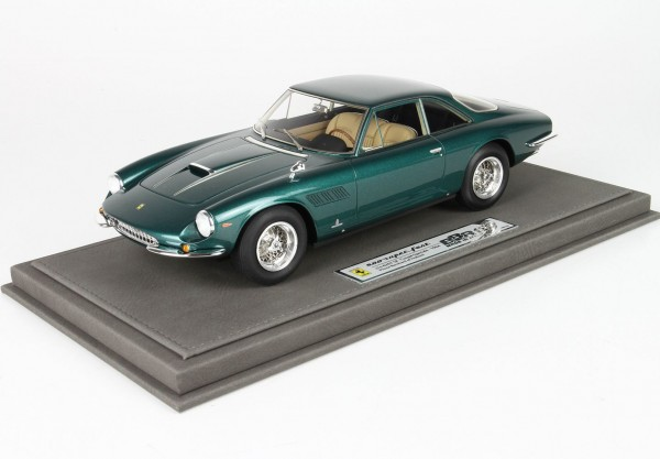 BBR Ferrari 500 Superfast Speciale S/N 6267 SF Prince Bernhard Of Holland 1964 1/18 Limited Edition