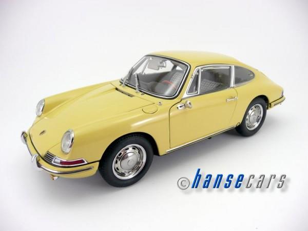 CMC Porsche 911 Coupe (901) 1964 champagner gelb