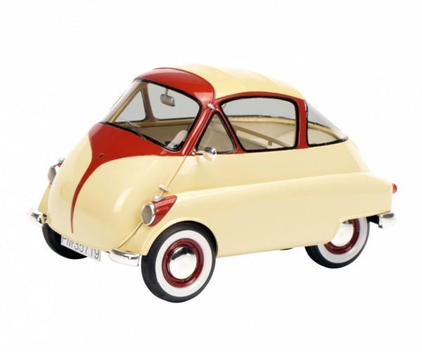 Schuco ISO Isetta elfenbein-rot 1:18 Limited Edition 1.000