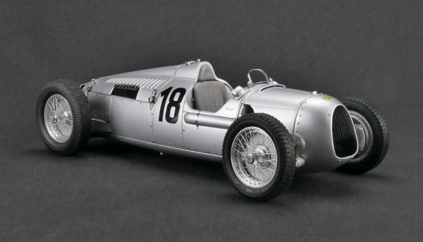 CMC Auto Union Type C 1936 Eifel Rennen #18 B.Rosemeyer Limited Edition 1.500