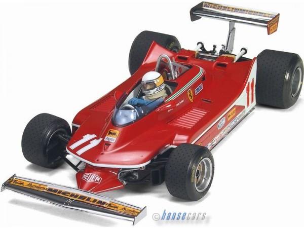 Exoto Ferrari 312-T4 1979 Winner, Grand Prix of Belgium Jody Scheckter