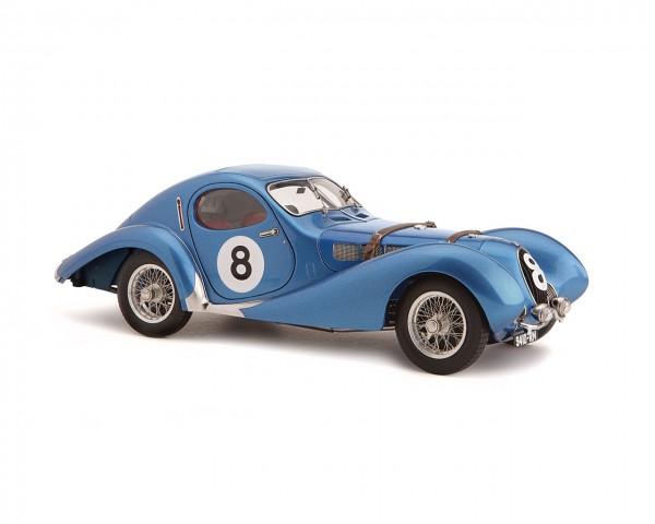 """CMC Talbot Lago Coupé T150 C-SS Figioni & Falaschi """"Teardrop"""" Le Mans #8 Rennversion Limited Edition"""