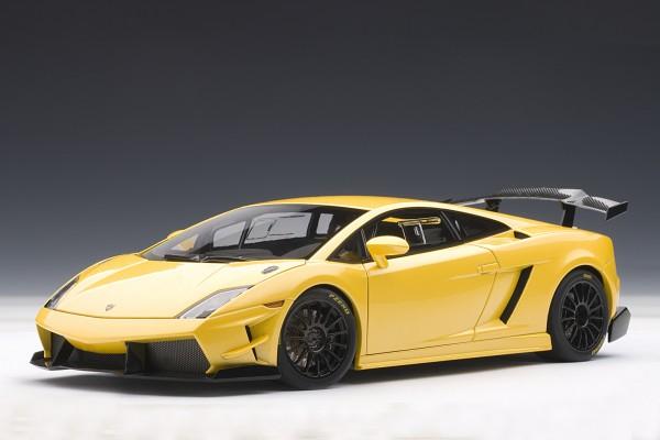Auto Art Lamborghini Gallardo LP560-4 gelb