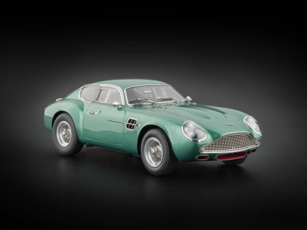 CMC Aston Martin DB4 GT Zagato 1961 grün