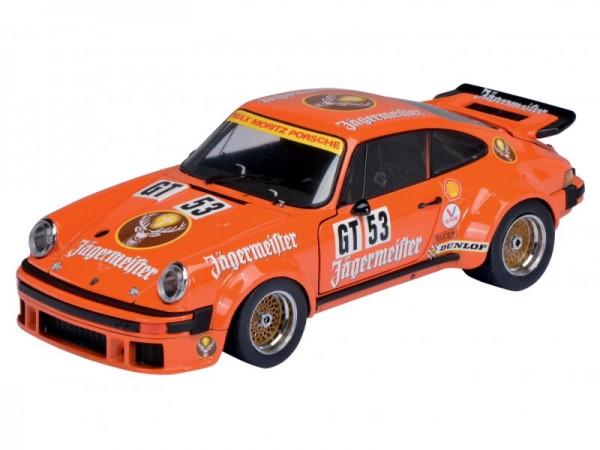 Schuco Exklusiv Porsche 934 RSR GT 35 Jägermeister 1:18
