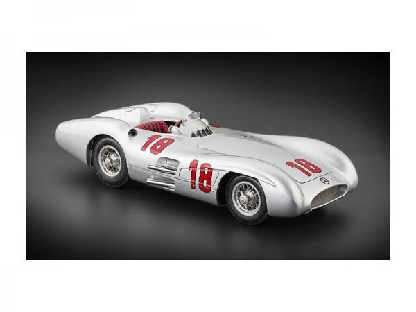 CMC Mercedes Benz W196R, Stromlinie 1954 J.M. Fangio Start.Nr. 18 Limitiert 1000 Stck.