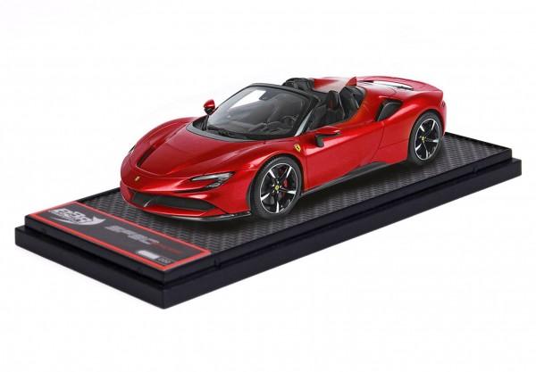 BBR Ferrari SF90 Spider Rosso Corsa 322 1/43