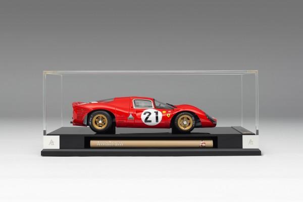 Amalgam Ferrari 330 P4 - 1967 LeMans 1:18