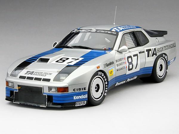 True Scale Porsche 924 Carrera GTR - Class Winner 24h Le Mans 1982 - 1 of 500 - TSM-Model - 1:18