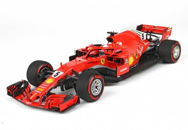 BBR Ferrari SF71-H GP Belgium 2018 SPA Francorchamps winner Vettel