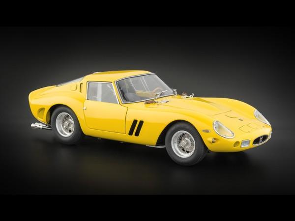 CMC Ferrari 250 GTO 1962 gelb
