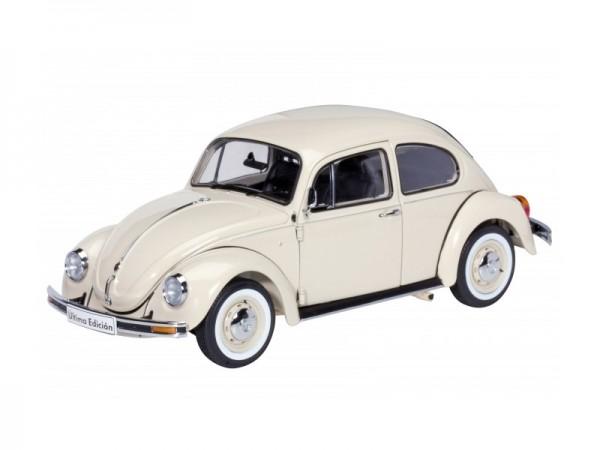 Schuco Classic VW Käfer 1600i harvestmoon beige 1:18