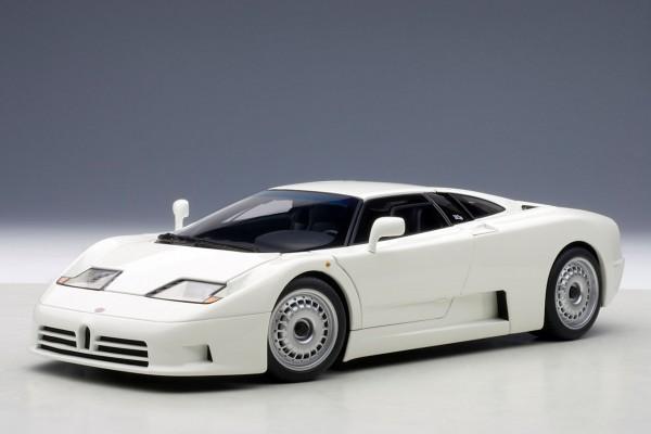 Auto Art Bugatti EB110 GT 1991 weiss 1:18