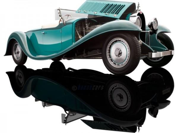 Bauer Bugatti La Royale Roadster Esders 1932