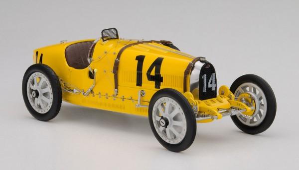CMC Bugatti Typ 35 - Belgien - Limited Edition 500