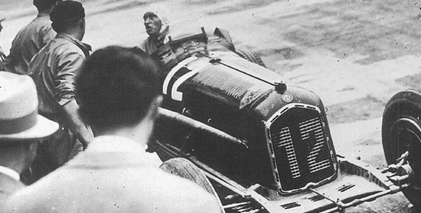 CMC Alfa Romeo P3 Fagioli, Gewinner GP Italien 1933, #12 Limited Edition 1000