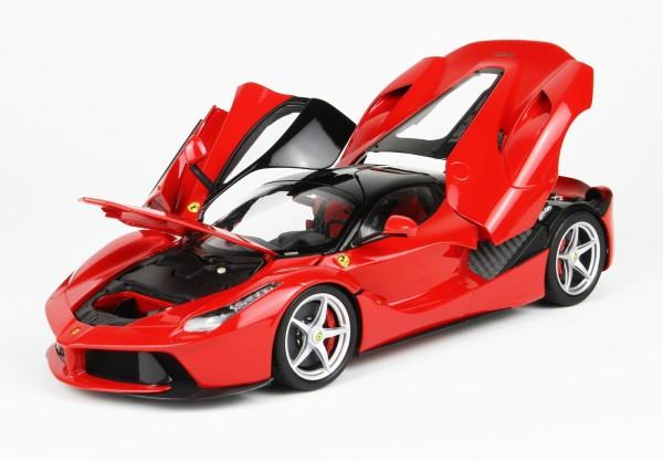 BBR Ferrari LaFerrari Rosso Corsa 322